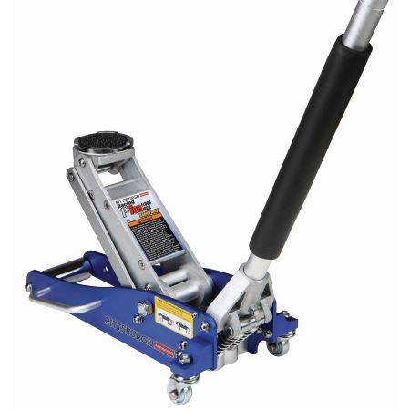 1.5 Ton Racing Jack with Rapid Pump