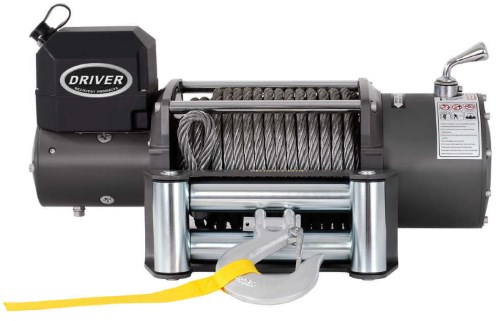 LD17 PRO Electric Heavy Duty Recovery Winch