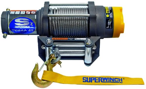 Superwinch Terra 45 ATV front view