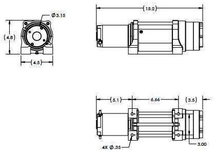 Superwinch Terra 45 ATV scheme