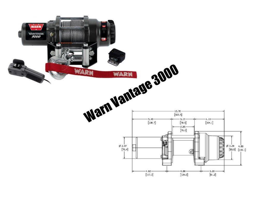 Warn Vantage 3000 Winch Review On Pickwinch Com