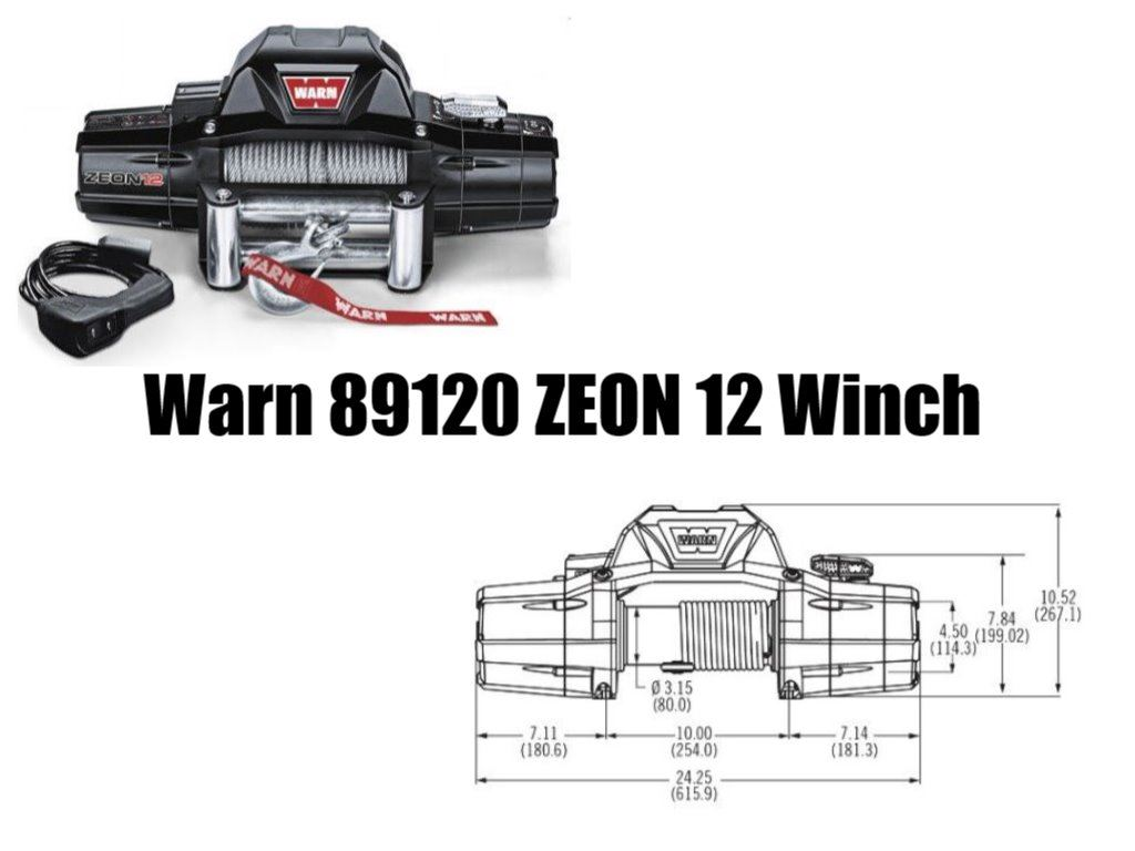 Warn 89120 Zeon 12 Winch Review On Wiring Diagram As Well Also