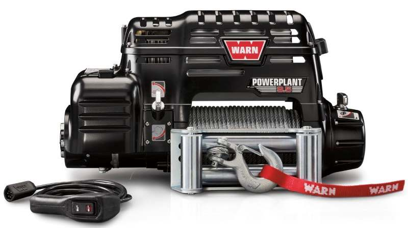 powerplant warn winch 91800