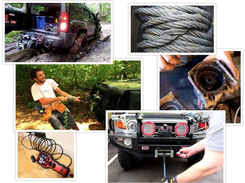 Common Warn Winch Problems [TOP 7] Pickwinch com